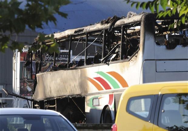BULGARIA-EXPLOSION