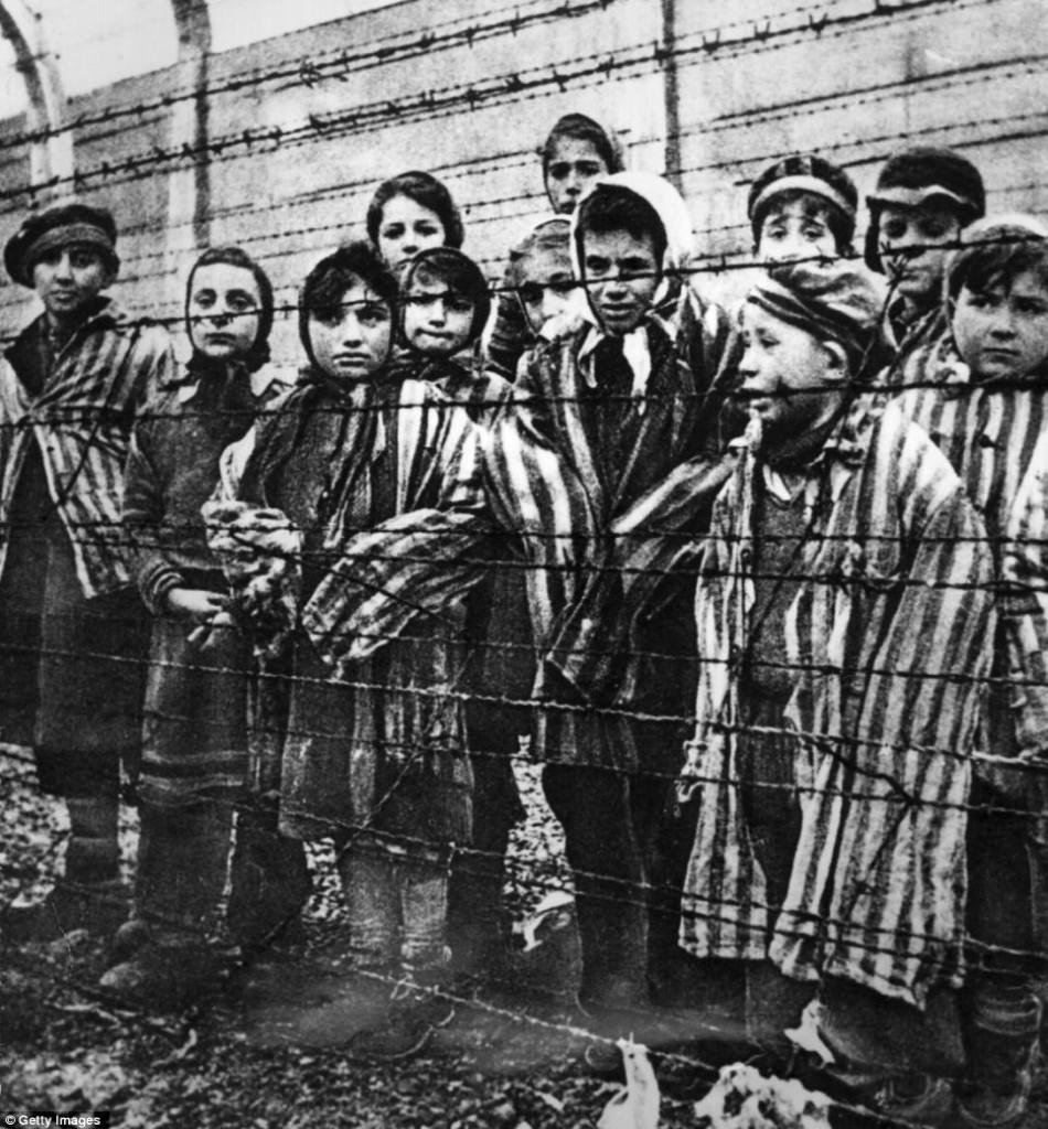 jewish holocaust victims