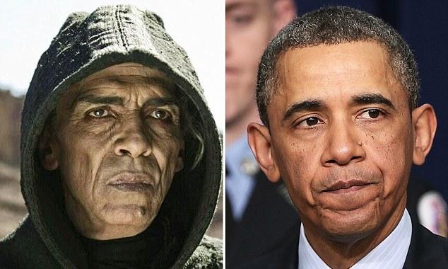 obama twins