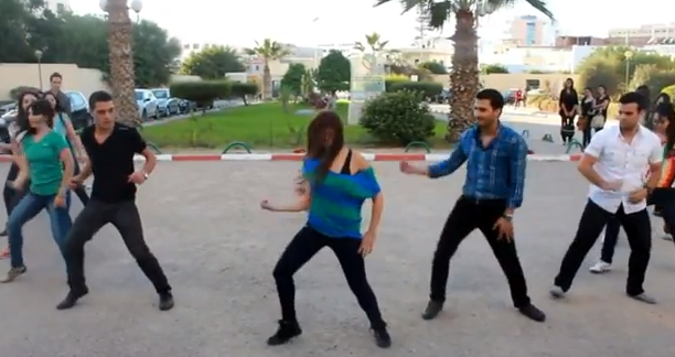 tunis dance of guys and gals 6.3.2013