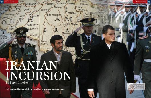 IRAN LATIN AMERICA