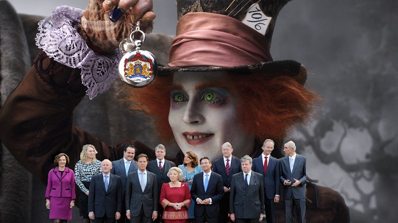 Mad Hatter dutch government
