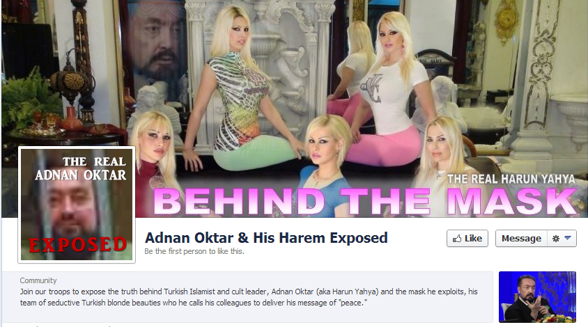 THE BIG LIE OF ADNAN OKTAR