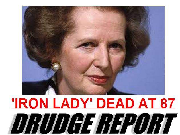 Thatcher 87 RIP 8.4.2013