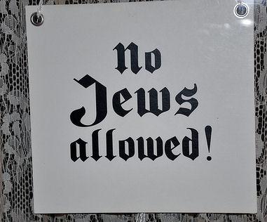 anti-semite-sign-no-jews-allowed
