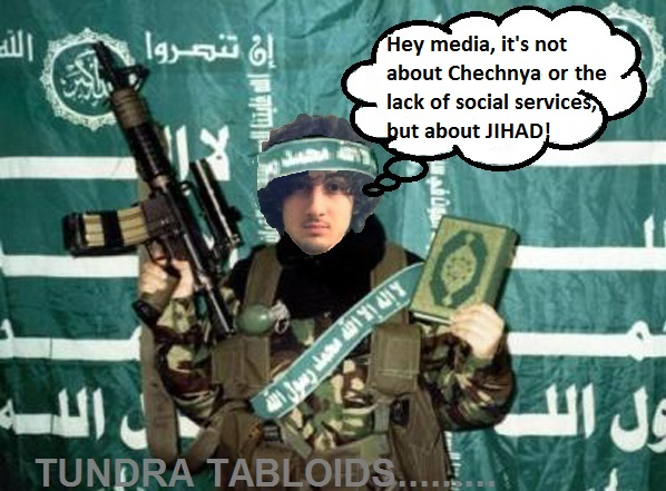 boston bomber truly reprents jihad