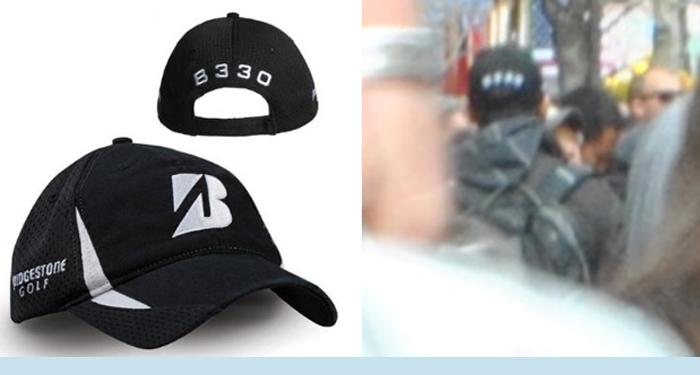 bridgestone cap terror suspect