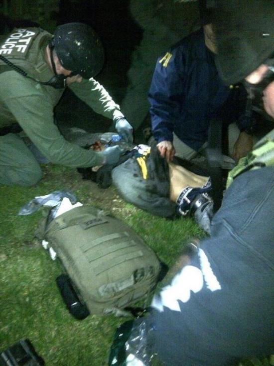 d.tsarnaev arrested