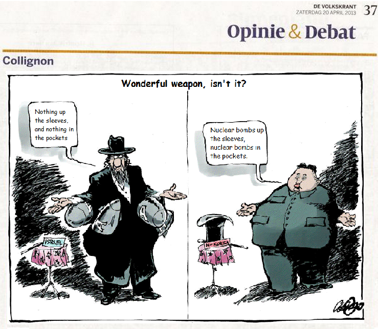 dutch anti-semitic cartoon2
