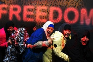 freedom muslimas