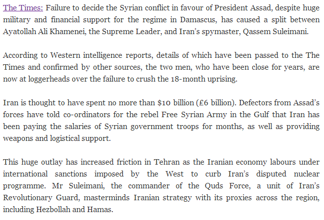 iran split of billions spent to prop up assad regime 2