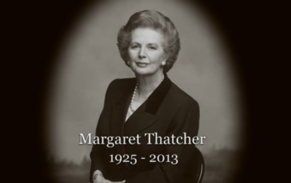 Margaret Thatcher 1925-2013