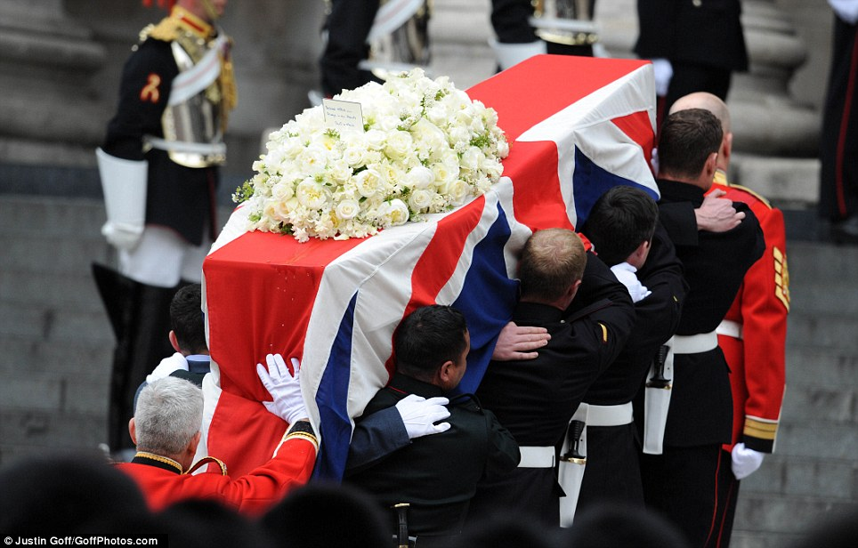margret thatcher rest in peace 17.4.2013d