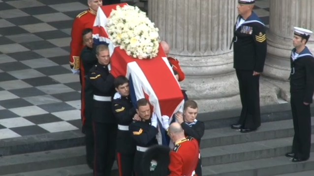 margret thatcher rest in peace 17.4.2013f