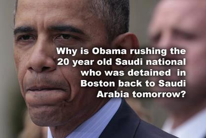 obama lets saudi leave