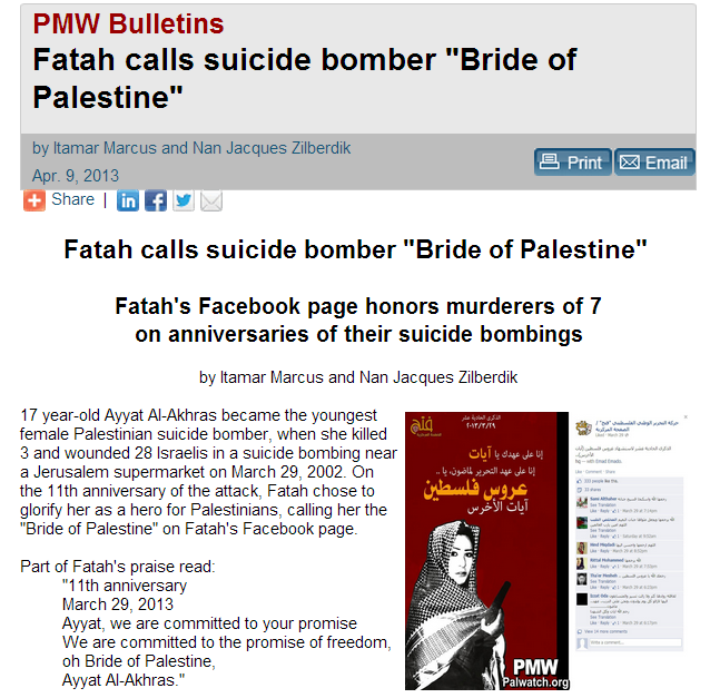 pmw  bride of palestine 10.4.2013