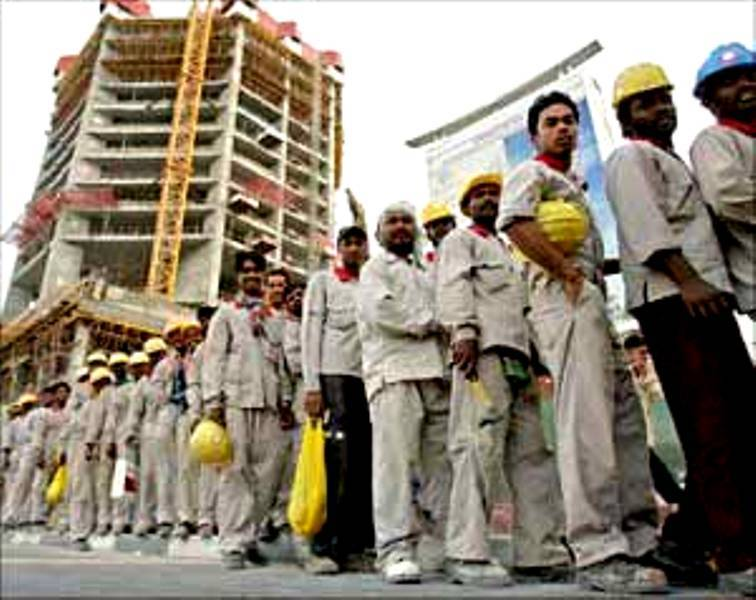 qatar slave workers