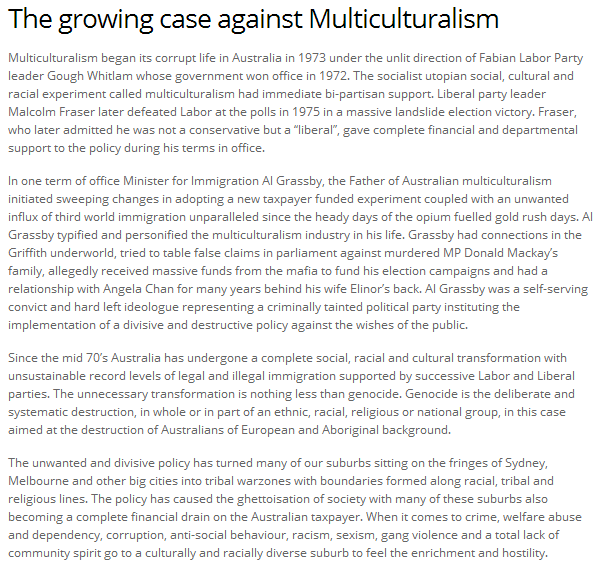 the growing case against multiculturalism 3.4.2013