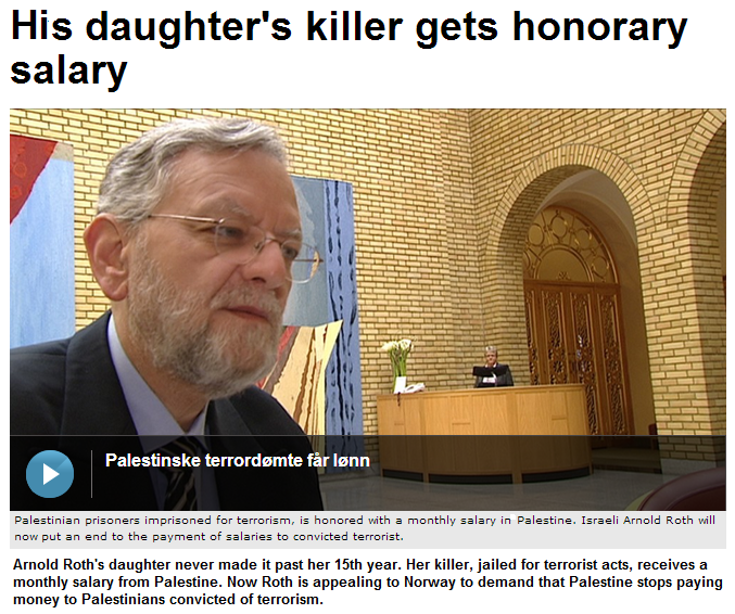 Arnold Roths daughters killer gets honorary salary 22.5.2013