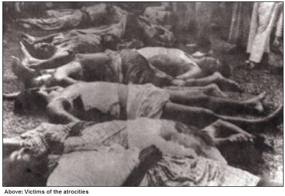 BANGLADESHI WAR CRIMES