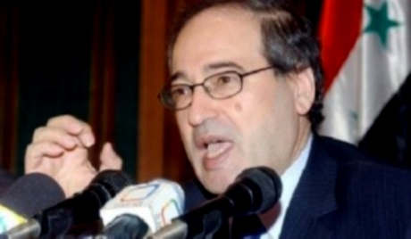 Deputy Foreign Minister Faisal Mekdad