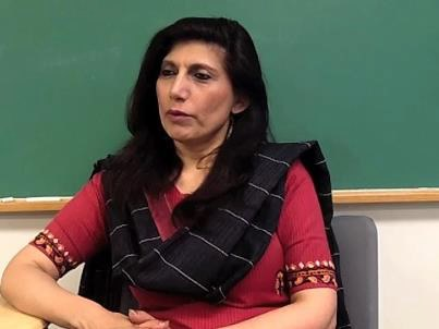 FOUZIA SAEED Ph.D.
