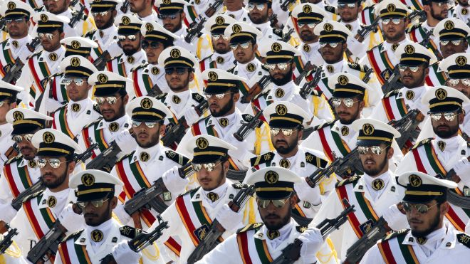 Iran Revolutionary Guard