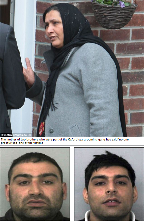 another proud muslim mother of criminals 20.5.2013