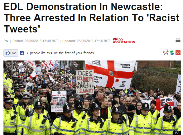 edl in newcastle 25.5.2013