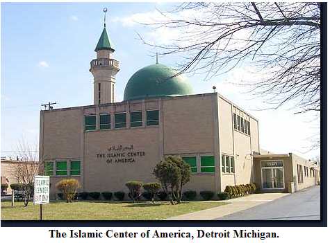 islamic center detroit