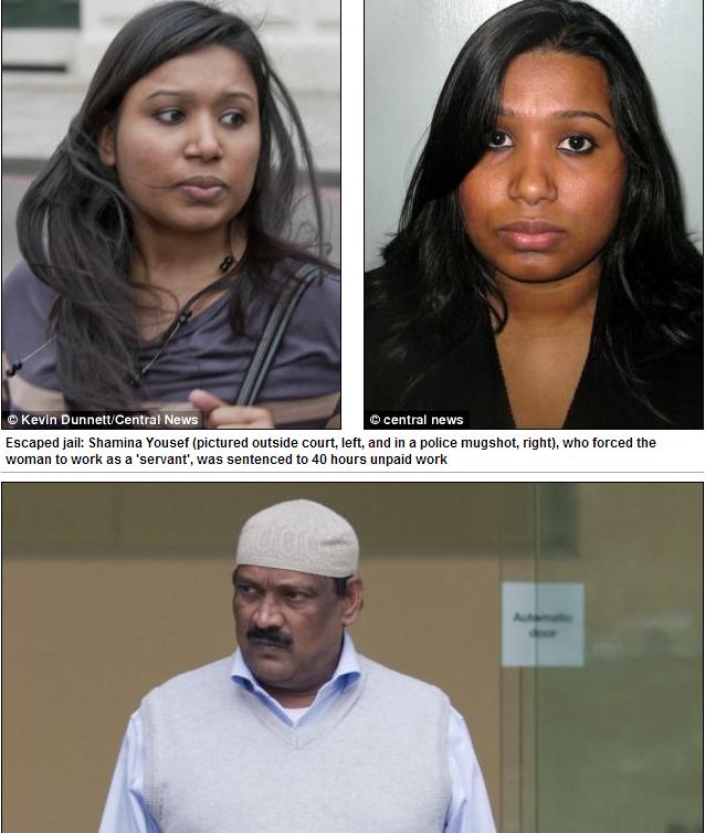 muslim slave case in uk 17.5.2013