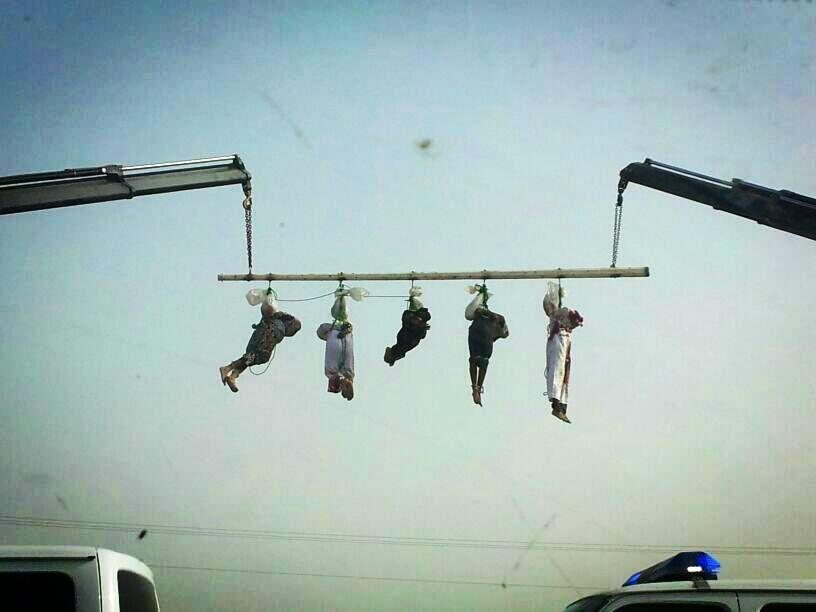 saudi mass hanging 21.5.2013