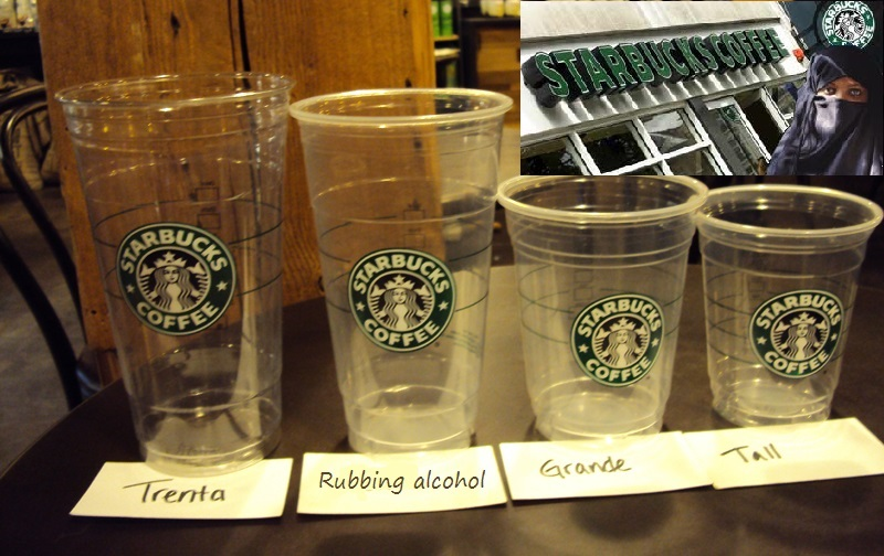 starbucks drink sizes Starbucks frappuccino drinks sizes are smaller than normal starbucks frappuccino, mocha, coffee drink (4 count.