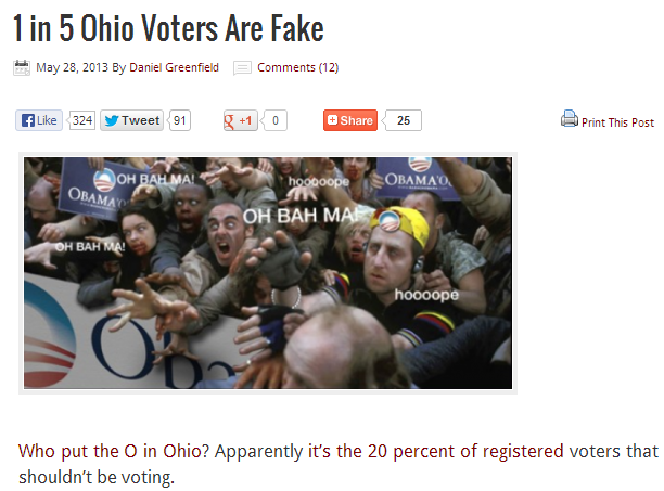 voter fraud in ohio 29.5.2013