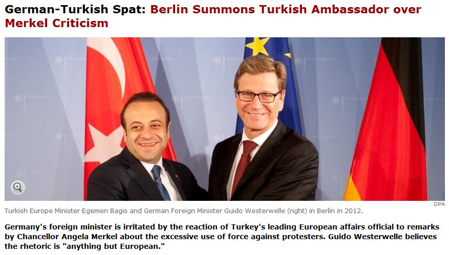 german turk spat over ciriticism of merkel 27.6.2013
