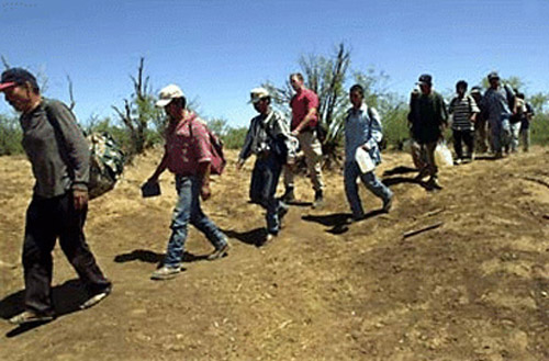 illegals from mexico