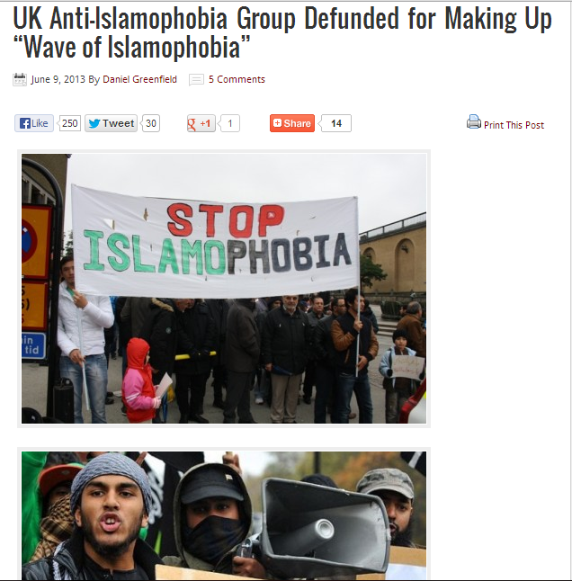 islamophobia ruse makers defunded 10.6.2013