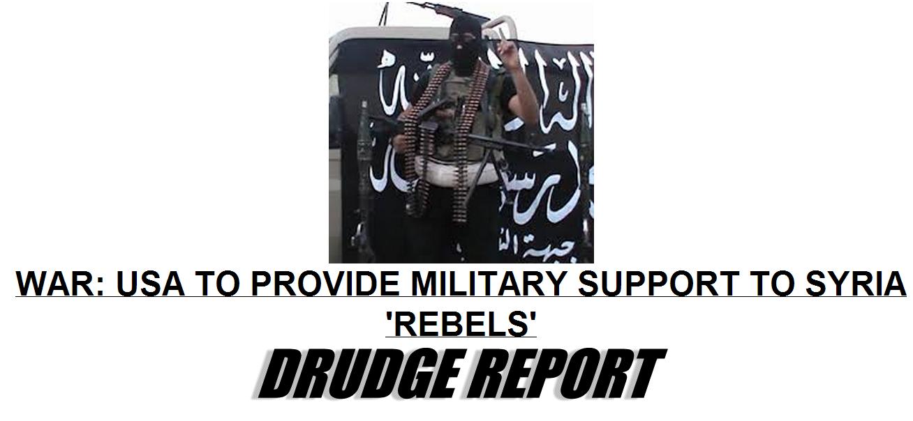 obama allies with al-qaida 14.6.2013