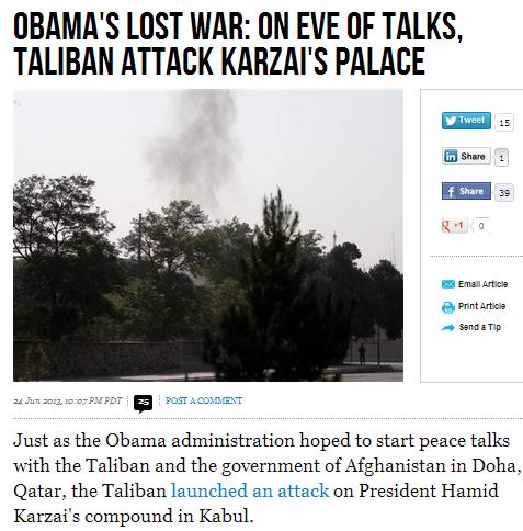 obamas lost war in afghanistan 26.6.2013