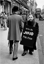 lord ahmed jihad for food
