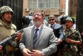 morsi arrested