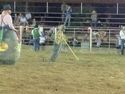 G.bush rodeo-dummie