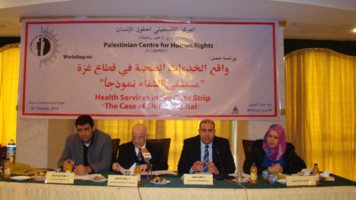 Palestinian Center for Human Rights