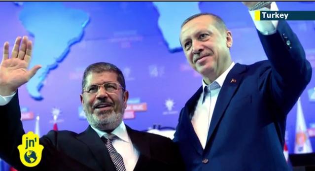 erdogan and morsi