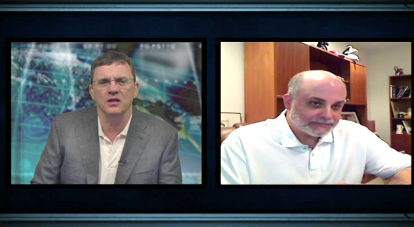 levin on glenn reynolds discussing liberty amnedments 23.8.2013