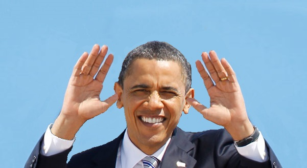 obama wave