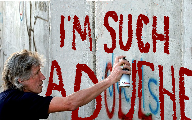 roger waters im a douche