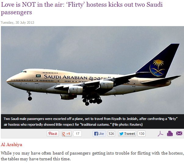 saudi imam thrown off plane 5.8.2013
