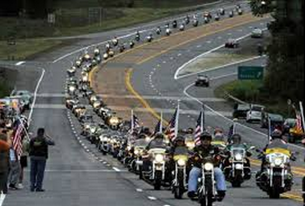 2 million bikers to washington