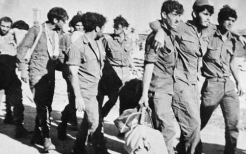 Israeli-Soldiers pow